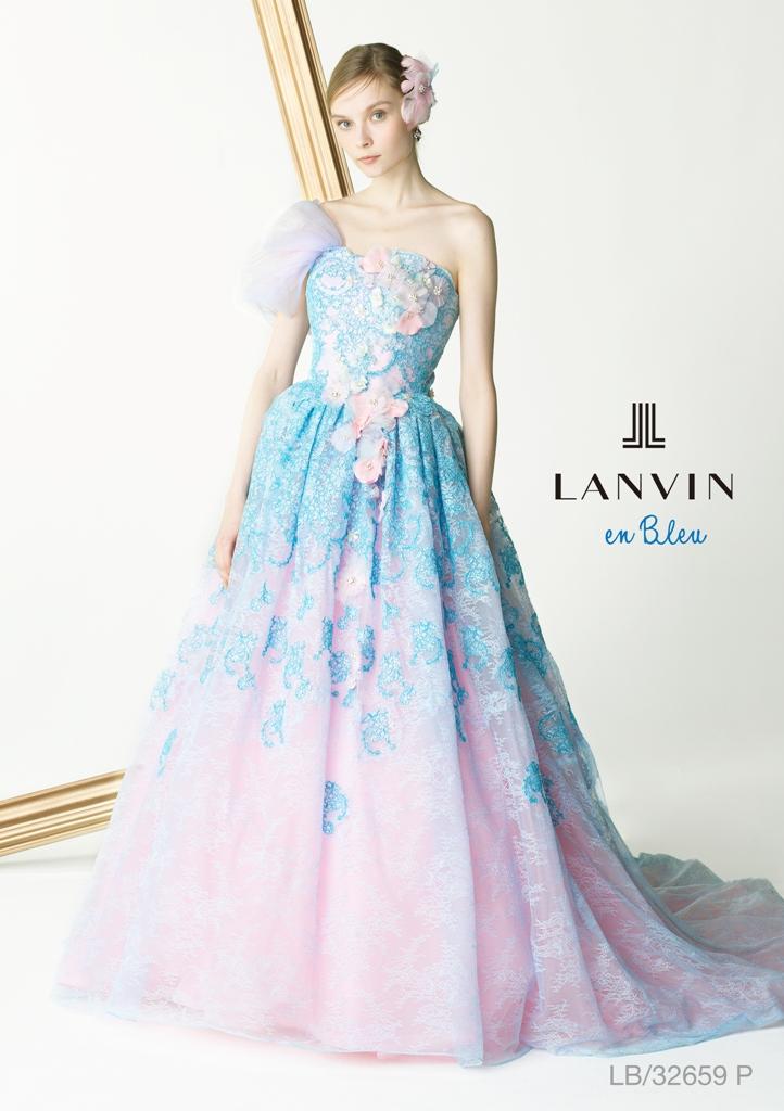 LANVIN en Bleu LB32659