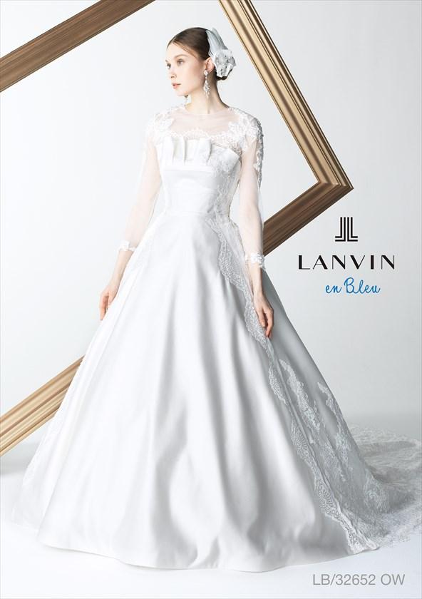 LANVIN en Bleu LB_32652