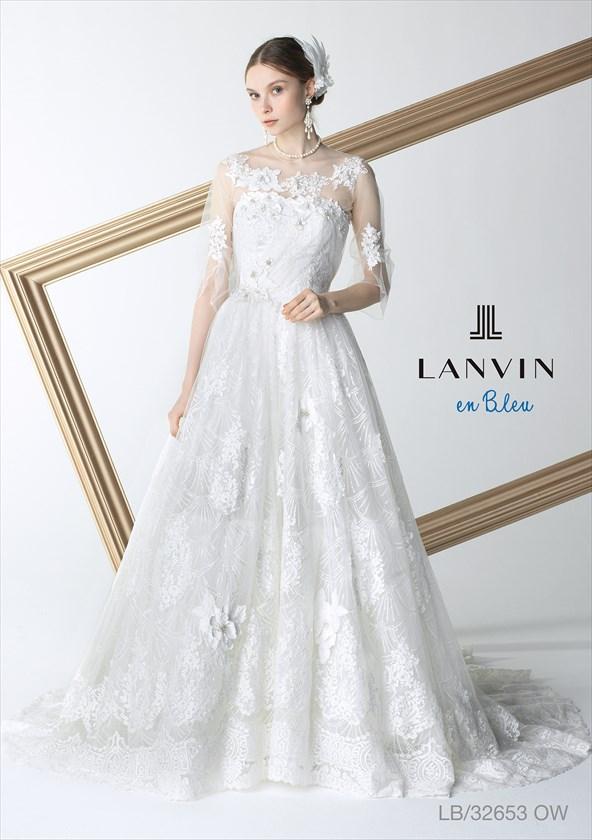 LANVIN en Bleu LB_32653