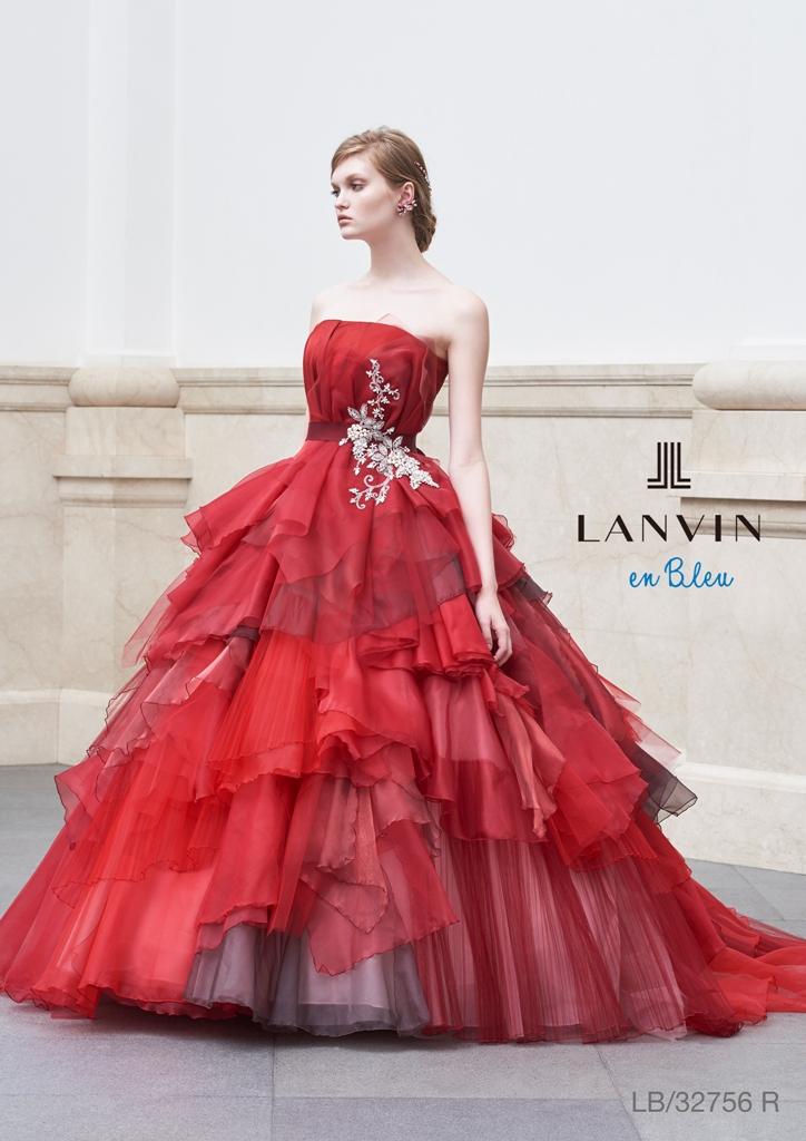 LANVIN en Bleu LB32756