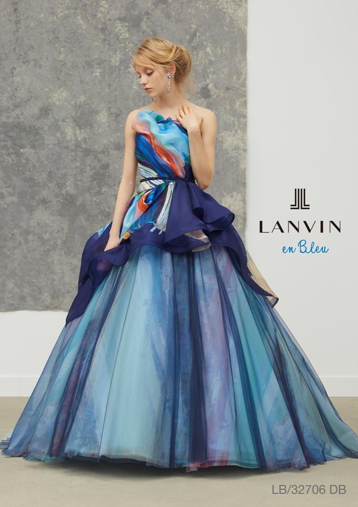 LANVIN en Bleu LB32706