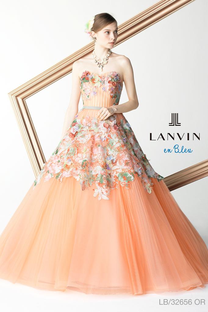 LANVIN en Bleu LB32656