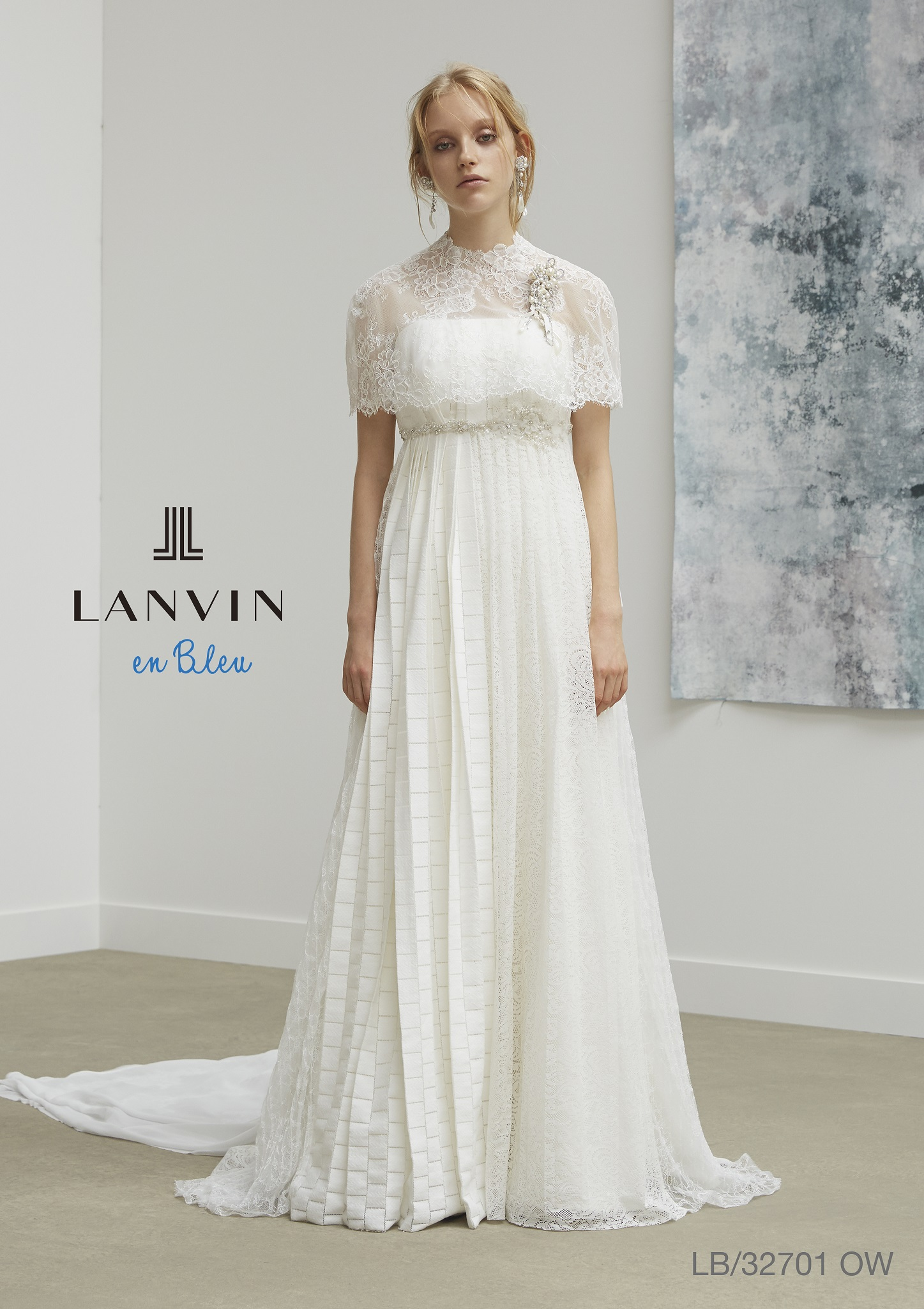 LANVIN en Bleu LB32701