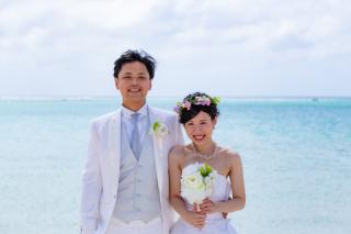 【NewYearPhoto】 好評につき3月まで延長!全データ付★ビーチ&チャペルプラン