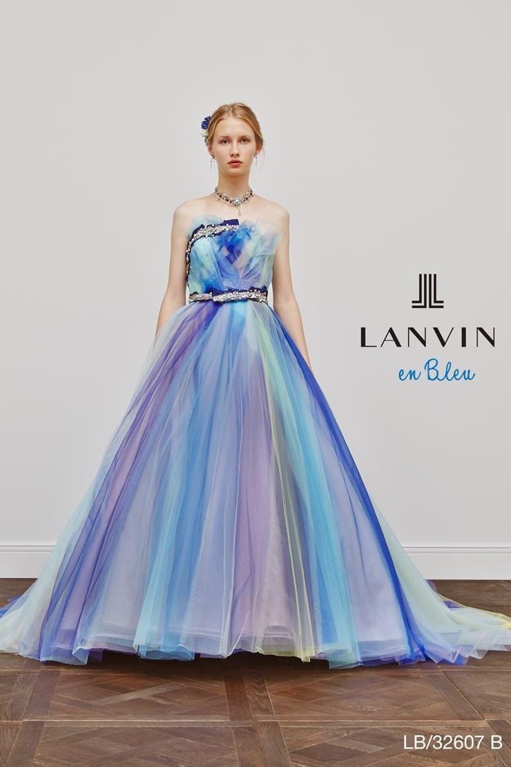 LANVIN en Blue LB32607