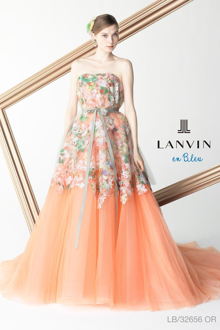 LANVIN en Blue LB32656